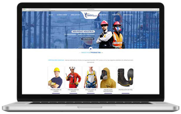 diseño web lima ejemplos