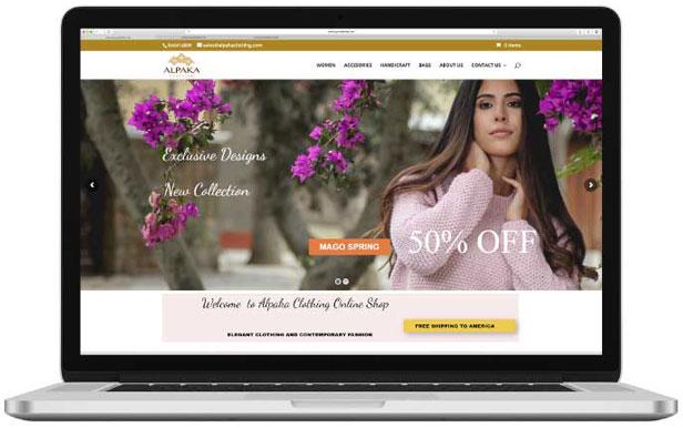 tienda online para ropa
