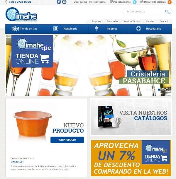Diseño de tiendas online pagina web con carrito compras tiendas virtuales peru