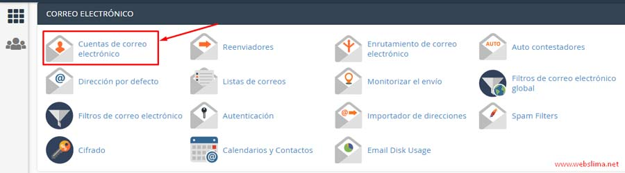 iniciar sesion webmail desde-cpanel|