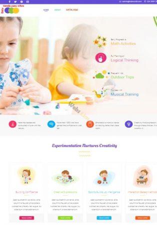 portafolio-web-tienda-para-niños