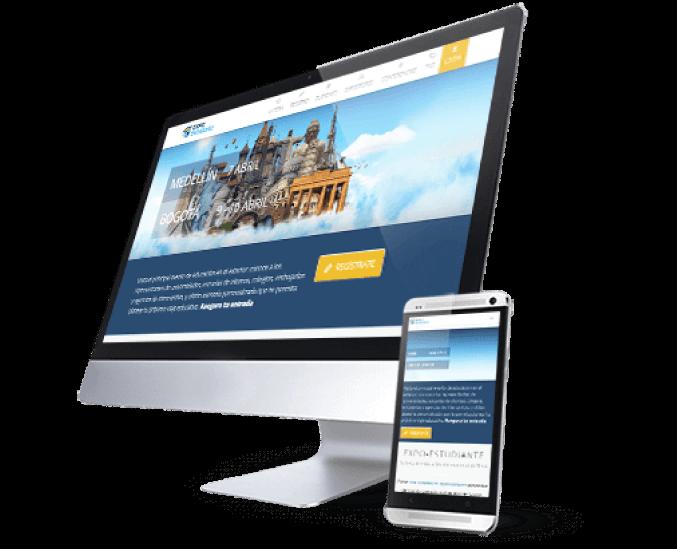 diseño de pagina web webslima