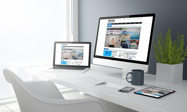 Páginas Web Administrables