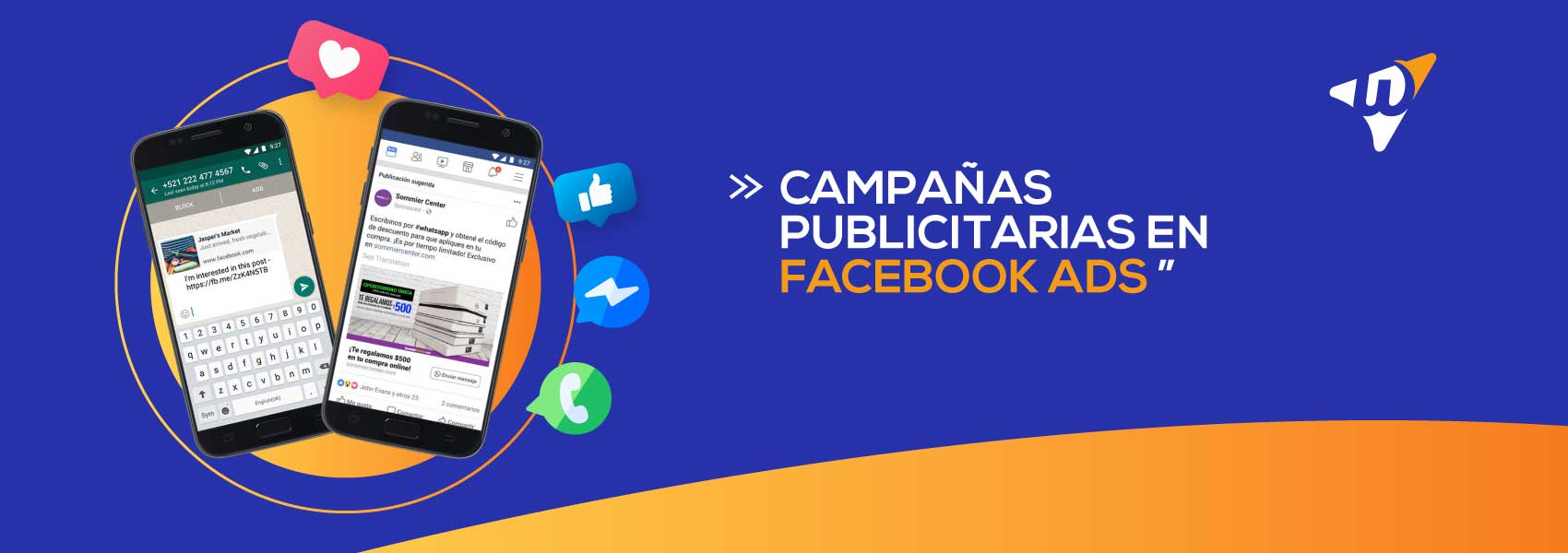 agencia de marketing digital en redes sociales