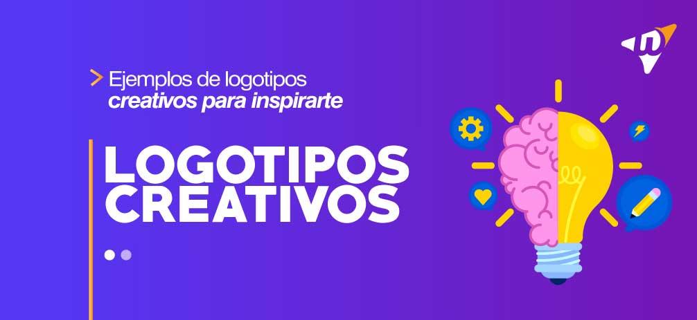 ejemplos de logos creativos para inspirarse