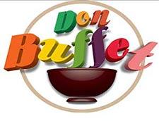 Logo para comida don buffet