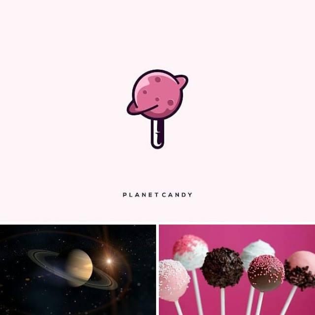 logo planeta y chupetin