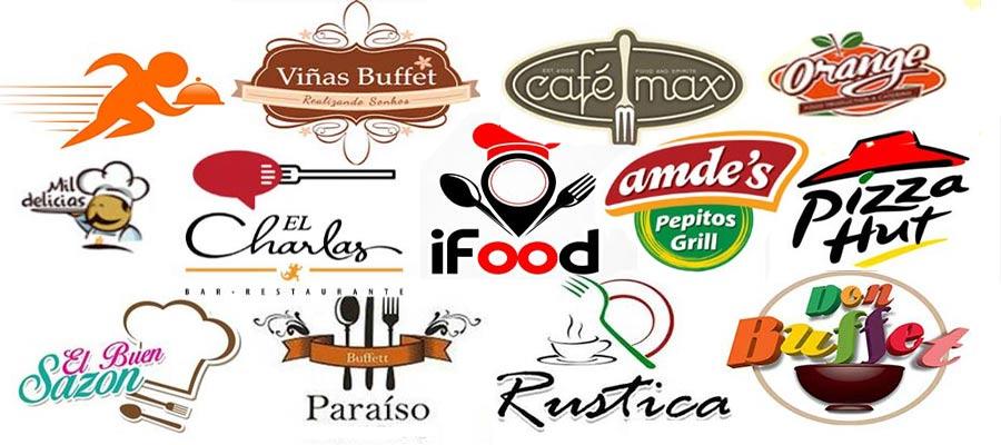 mejores logos de restaurantes comida famosos