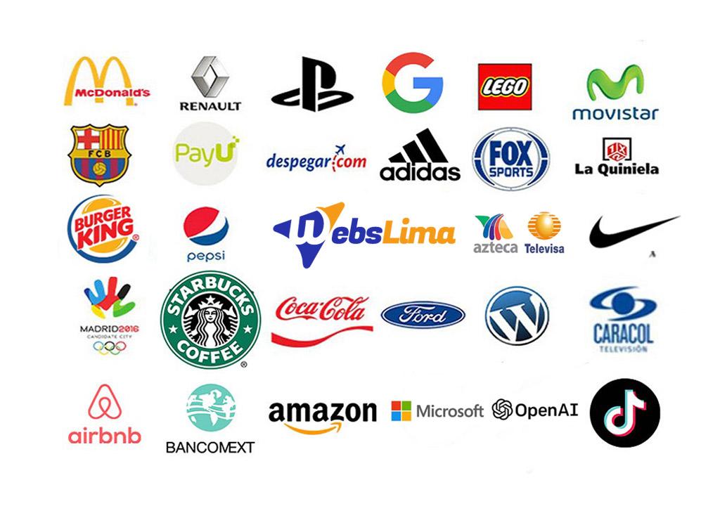 imagenes y tipos de logotipos