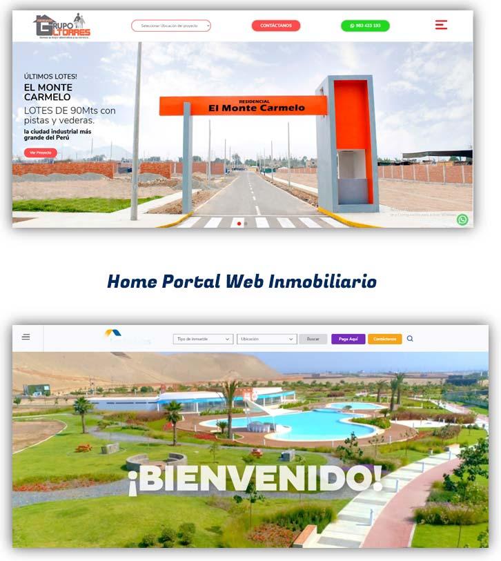 desarrollo portal-web-inmobiliario