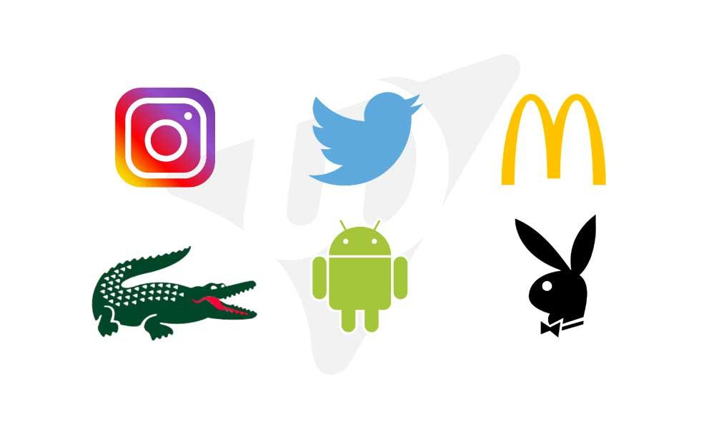 tipos de logotipos ISOTIPO